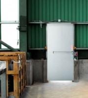 Puerta Industrial Costera